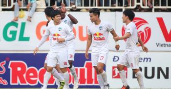 HA Gia Lai 3-0 TPHCM: Lee Nguyễn mờ nhạt, Công Phượng tiếp tục rực rỡ