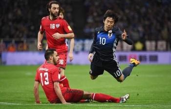 Link xem trực tiếp Mông Cổ vs Nhật Bản (vòng loại World Cup 2022), 17h ngày 30/3