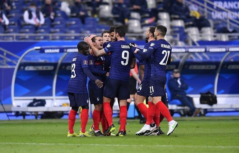 Link xem trực tiếp Bosnia vs Pháp (vòng loại World Cup 2022), 1h45 ngày 1/4