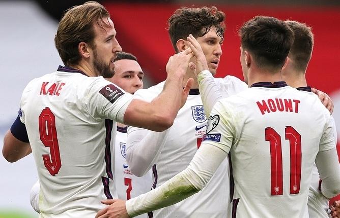 Link xem trực tiếp Anh vs Ba Lan (vòng loại World Cup 2022), 1h45 ngày 1/4