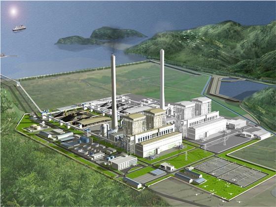 Mặt bằng sạch cho dự án Nhà máy Nhiệt điện Quảng Trạch 1