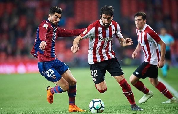Link xem trực tiếp bóng đá Athletic Bilbao vs Levante (La Liga), 0h30 ngày 4/4