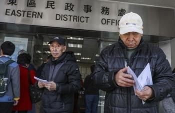 Hong Kong sắp chia 42 triệu USD cho người nghèo