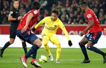 Link xem trực tiếp bóng đá Lille  vs PSG (Ligue 1), 2h ngày 15/4