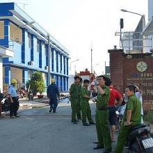 evnhcmc thong tin ve su co tram bien ap 220110 kv hiep binh phuoc