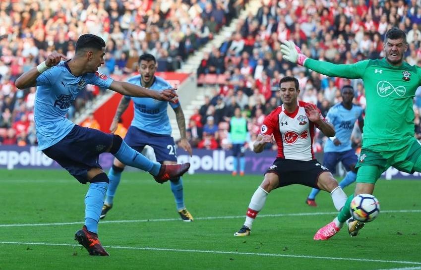 Link xem trực tiếp bóng đá Newcastle vs Southampton (Ngoại ...