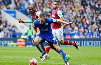 Link xem trực tiếp bóng đá West Ham vs Leicester City (Ngoại hạng Anh), 21h ngày 20/4