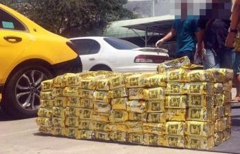 Hơn 1,1 tấn ma tuý đá bị bắt ở Sài Gòn