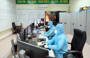 Giữ vững an ninh, an toàn lưới điện truyền tải trong mùa dịch bệnh COVID-19
