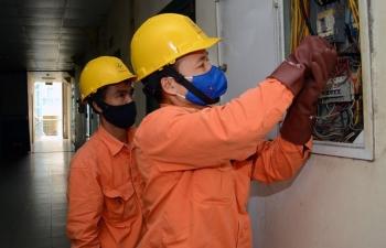 EVN nỗ lực đảm bảo cung cấp điện trong mọi tình huống