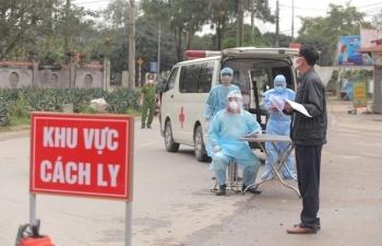 Gần 11.000 người dân ở Hạ Lôi sẽ được xét nghiệm Covid-19