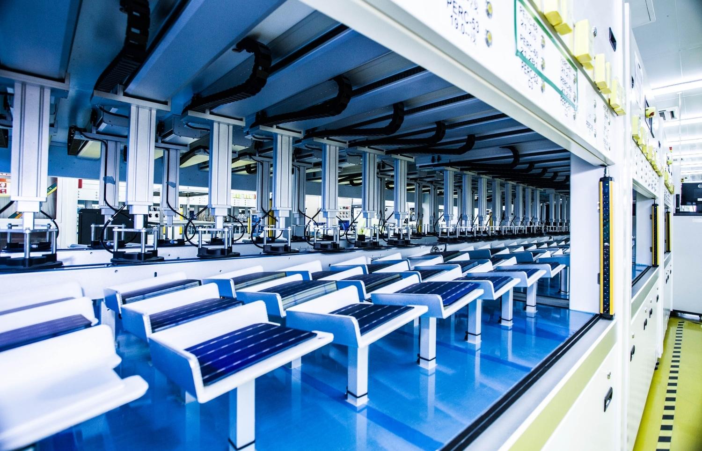 LONGi đạt tăng trưởng doanh thu ấn tượng nhờ công nghệ tiên tiến và lượng sản phẩm bán ra vượt trội