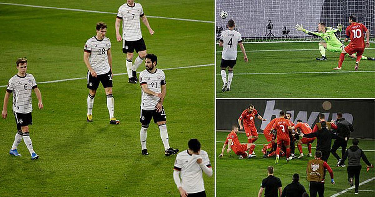 Anh, Italia, Pháp, Tây Ban Nha giành chiến thắng, Đức thua cay đắng