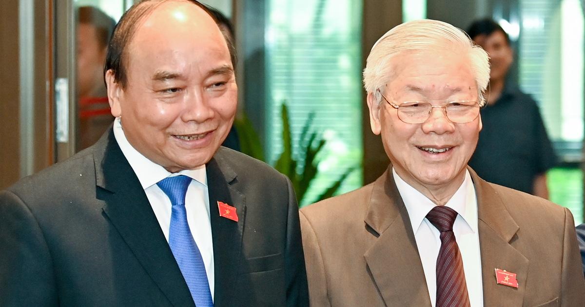 Hôm nay miễn nhiệm Chủ tịch nước Nguyễn Phú Trọng, trình nhân sự để bầu mới