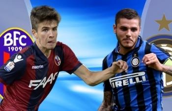 Xem trực tiếp Bologna vs Inter ở đâu?