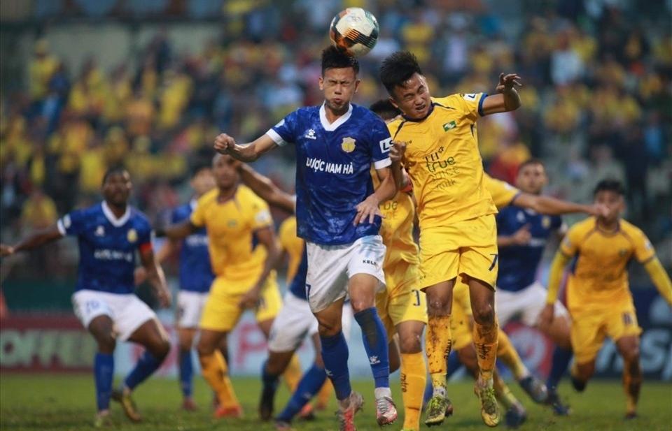 Link xem trực tiếp Nam Định vs Sông Lam Nghệ An (V-League 2021), 18h ngày 4/4