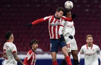 Link xem trực tiếp Sevilla vs Atletico Madrid (La Liga), 2h ngày 5/4