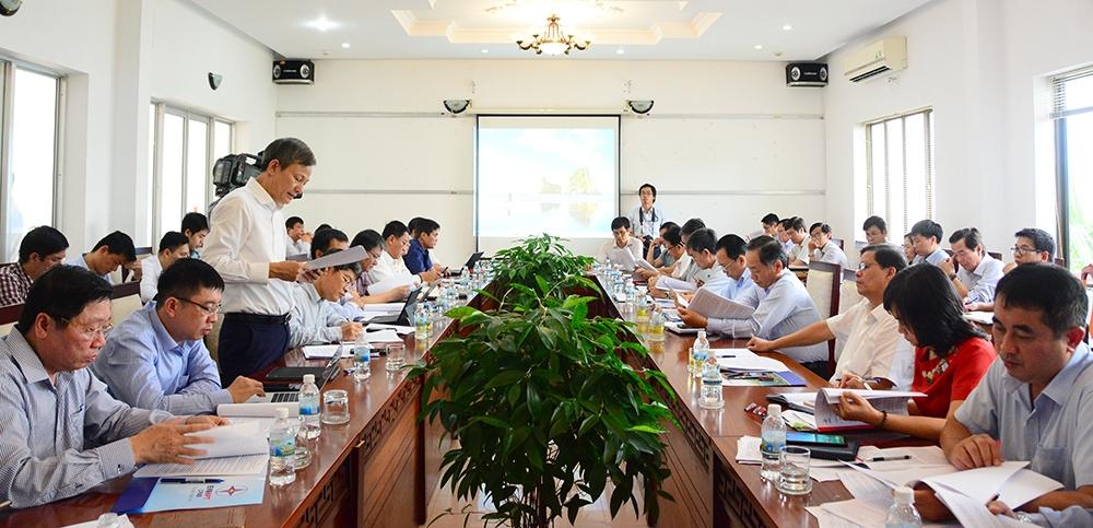 Gấp rút để khởi công đường dây 500kV giải toả Nhà máy Nhiệt điện BOT Vân Phong 1