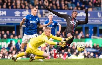Link xem trực tiếp Everton vs Crystal Palace (Ngoại hạng Anh), 0h ngày 6/4