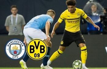 Link xem trực tiếp Man City vs Dortmund (Cup C1 Châu Âu), 2h ngày 7/4