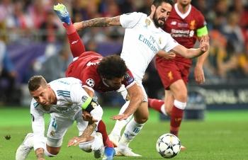 Link xem trực tiếp Real Madrid vs Liverpool (Cup C1 Châu Âu), 2h ngày 7/4