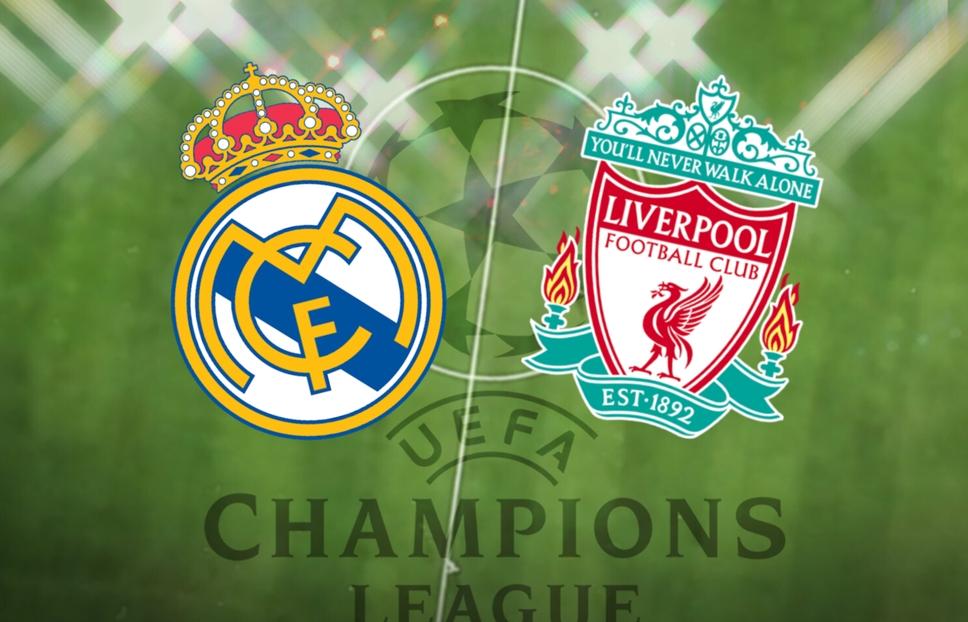 Xem trực tiếp Real Madrid vs Liverpool ở đâu?