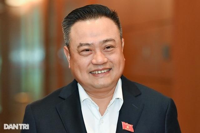 Giới thiệu ông Trần Sỹ Thanh để bầu làm Tổng Kiểm toán Nhà nước