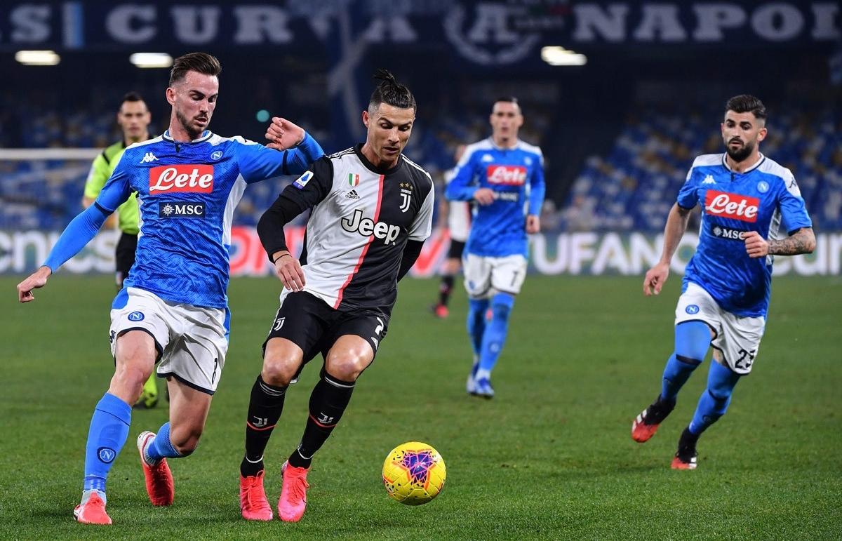 Link xem trực tiếp Juventus vs Napoli (Serie A), 23h45 ngày 7/4