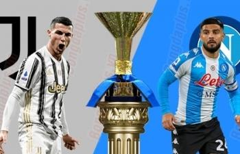 Xem trực tiếp Juventus vs Napoli ở đâu?