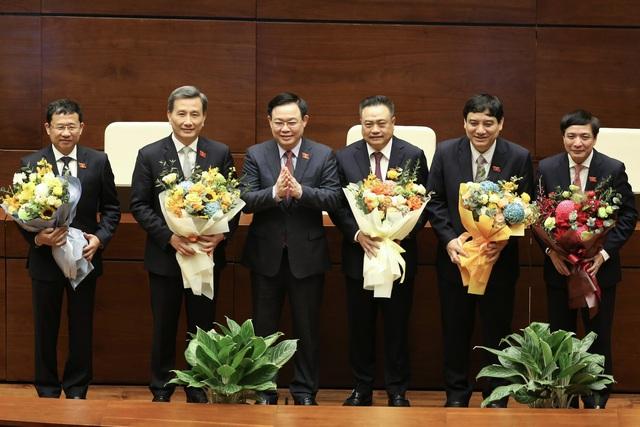 Ông Trần Sỹ Thanh đắc cử chức vụ Tổng Kiểm toán Nhà nước - 3