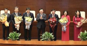Tổng thư ký Quốc hội, 3 Chủ nhiệm Ủy ban mới của Quốc hội nhậm chức