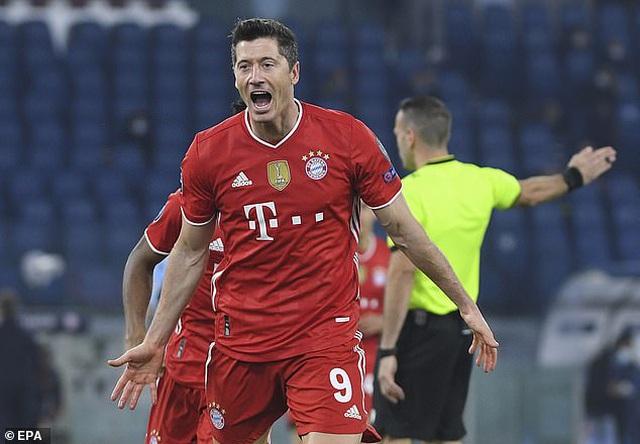 Bayern Munich 2-3 PSG: Mbappe tỏa sáng rực rỡ - 1