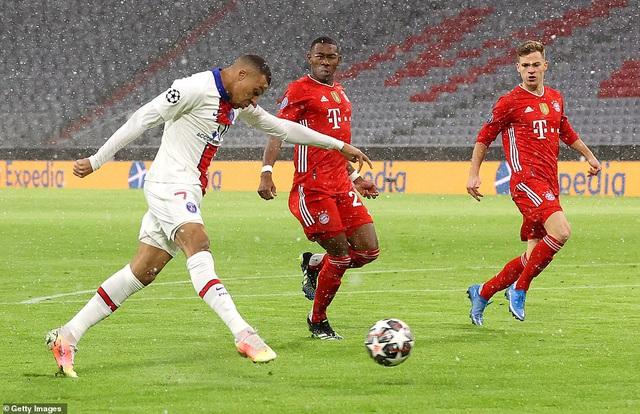 Bayern Munich 2-3 PSG: Mbappe tỏa sáng rực rỡ - 2