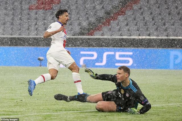 Bayern Munich 2-3 PSG: Mbappe tỏa sáng rực rỡ - 4