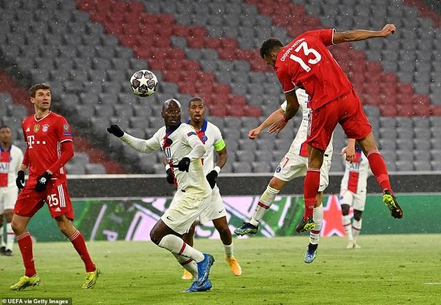 Bayern Munich 2-3 PSG: Mbappe tỏa sáng rực rỡ - 5