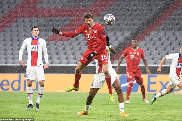 Bayern Munich 2-3 PSG: Mbappe tỏa sáng rực rỡ - 6