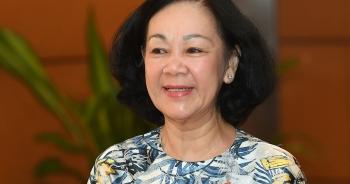 Ủy viên Bộ Chính trị Trương Thị Mai làm Trưởng ban Tổ chức Trung ương