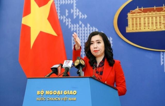 Việt Nam yêu cầu các doanh nghiệp tôn trọng chủ quyền của Việt Nam