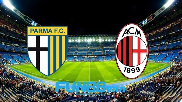 Xem trực tiếp Parma vs AC Milan ở đâu?
