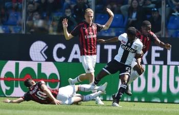 Link xem trực tiếp Parma vs AC Milan (Serie A), 23h ngày 10/4
