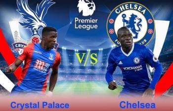 Xem trực tiếp Crystal Palace vs Chelsea ở đâu?
