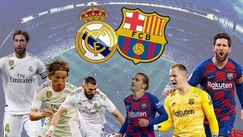 Xem trực tiếp Real Madrid vs Barcelona, vòng 30 La liga 2021-2022