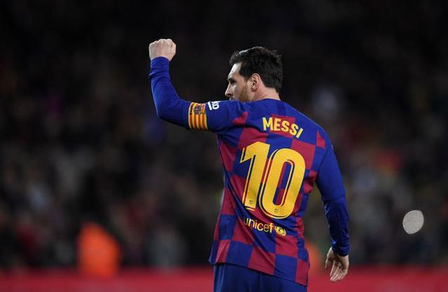 Messi bị trói trong lời nguyền C.Ronaldo ở Siêu kinh điển - 3