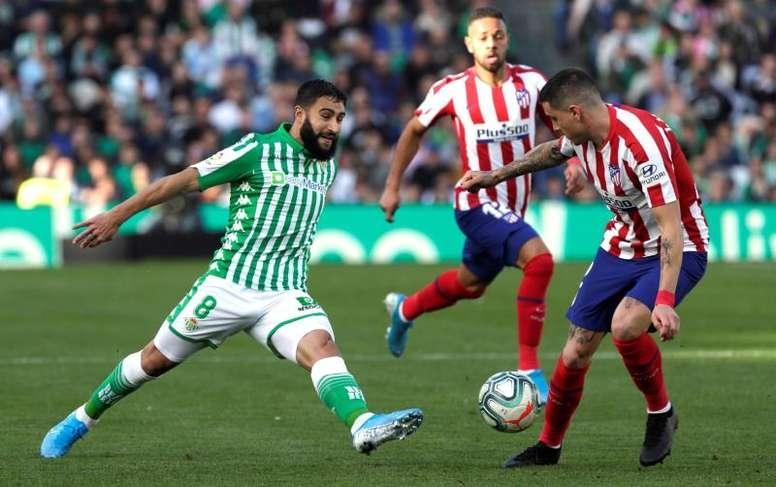 Xem trực tiếp Real Betis vs Atletico Madrid ở đâu?