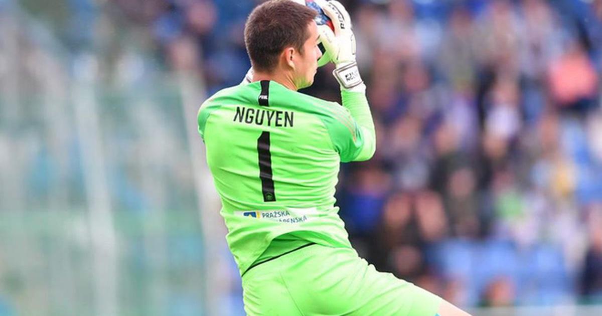 Filip Nguyễn báo tin cực vui cho HLV Park Hang Seo ở vòng loại World Cup
