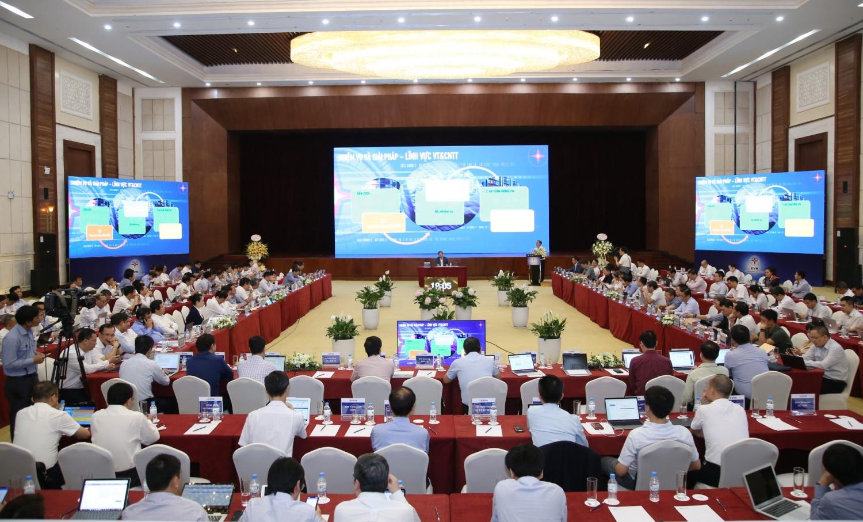 EVN đã ứng dụng công nghệ thông tin mạnh mẽ trên các lĩnh vực