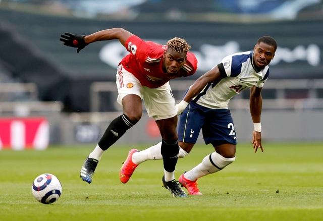 Tottenham 1-3 Man Utd: Màn lội ngược dòng phục hận tuyệt vời - 10