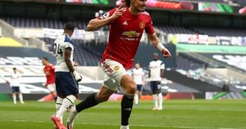 """Tottenham 1-3 Man Utd: Màn lội ngược dòng """"phục hận"""" tuyệt vời"""