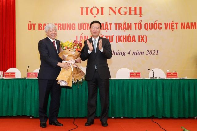 Bí thư Trung ương Đảng Đỗ Văn Chiến làm Chủ tịch MTTQ Việt Nam - 1