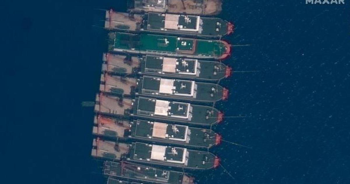 """""""Vũ khí"""" Trung Quốc dùng để bành trướng phi pháp ở Biển Đông"""